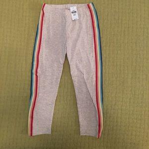 NWT Gap Kids 🌈 Rainbow Leggings